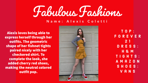 Fabulous Fashions - Alexis Coletti