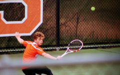 Boys Tennis Makes it to WPIALS With Mostly New Players