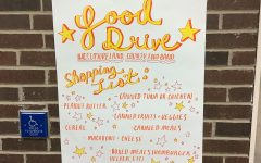 Mu Alpha Theta helps out the latrobe community with a food drive