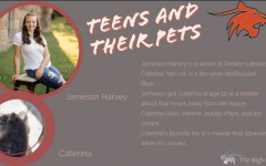 Teens and Their Pets - Jameson Harvey