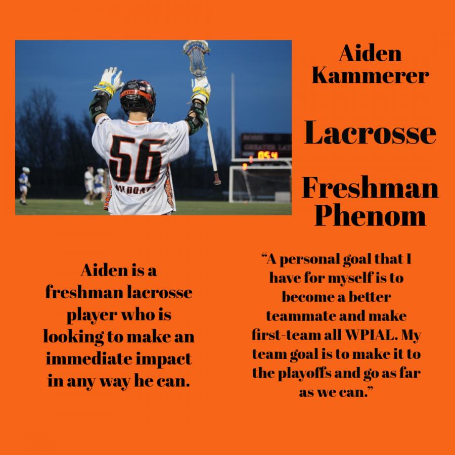 Freshman Phenom: Aiden Kammerer