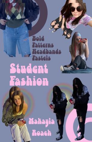 Student Fashion - Makayla Roach