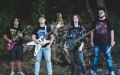 Joey Phillips: Guitarist and Founder of Metal Group 'Akimbria' Answers Questions