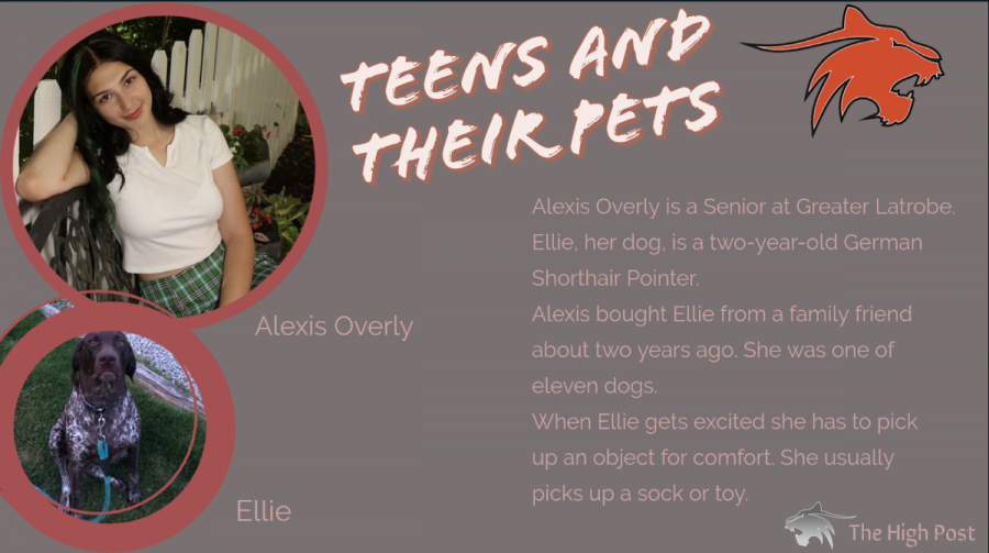 Teens and Their Pets - Alexis Overly
