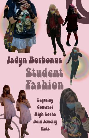 Student Fashion - Jadyn Borbonus