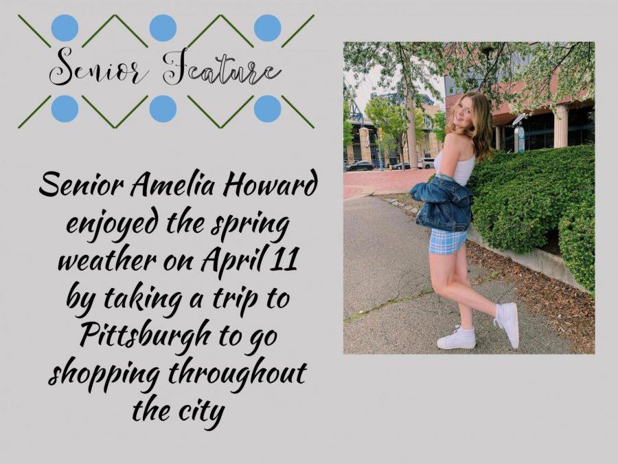 Senior Feature - Amelia Howard